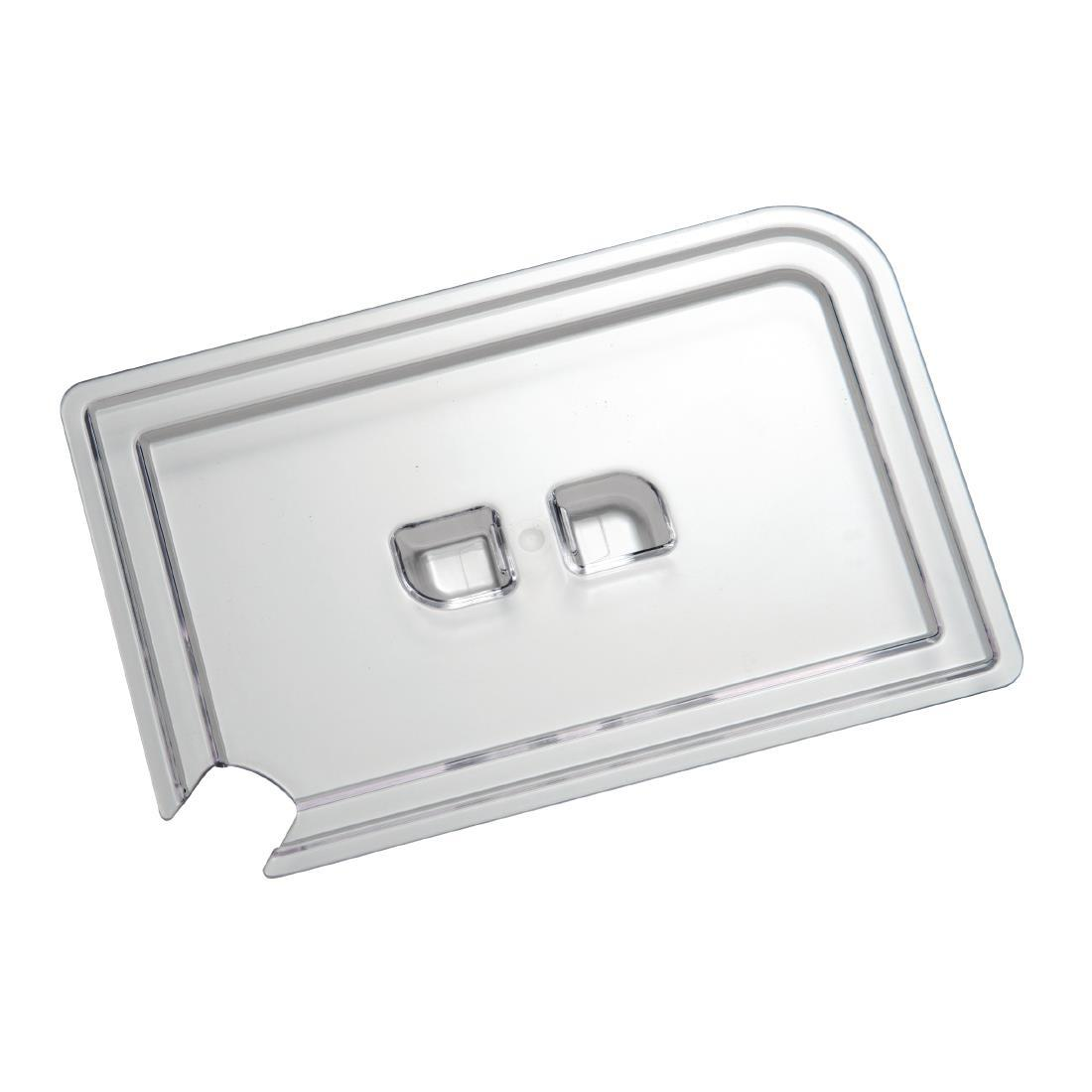 GH434 - APS Counter System Lid for 220x 145mm Bowls - Each - GH434