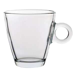 GF462 - Utopia Easy Bar Handled Tea Cup Toughened - 320ml 11.25oz (Box 12) - GF462