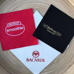 CUSTOM-NAPKINS-TISSUE-NAPKINS - Custom Printed Tissue Napkins
