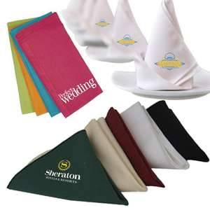 CUSTOM-FABRIC-NAPKINS - Custom Printed Fabric Napkins