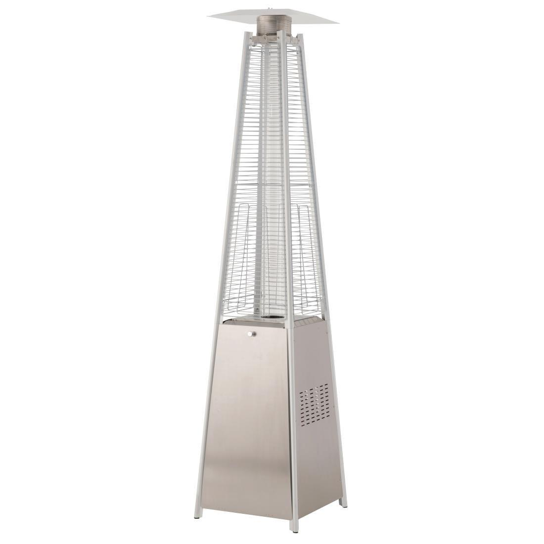 CL467 - Lifestyle Tahiti Flame Stainless Steel Patio Heater 13kW - Each - CL467
