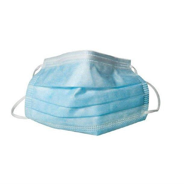 DE780-DD - ASTM Level 1 Surgical Face Masks | General Use Day to Day - Pack of 50 - DE780