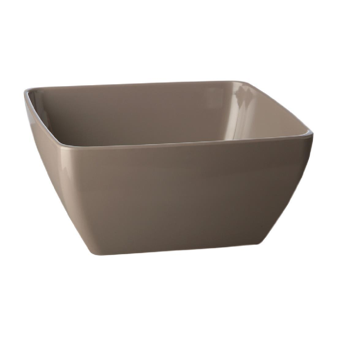 DS016 - APS Pure Bowl Taupe 190mm - Each - DS016