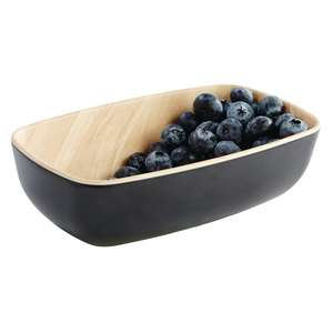 DW056 - APS Frida Bowl GN1/9 Black - Each - DW056