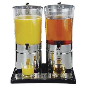 F780 - Double Juice Dispenser - Each - F780
