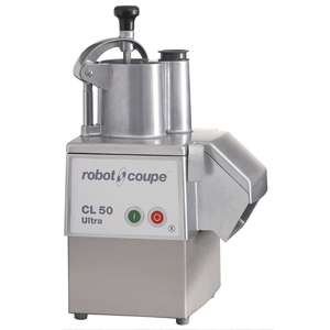 24470 - Robot Coupe CL50 Ultra Veg Prep Machine - 24470 - Warranty: 1 Year Parts & Labour