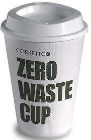 CUSTOM-CORRETTO-CUPS - Deposit Return Scheme Reusable Polypropylene Corretto Cup 12oz - Custom Printed