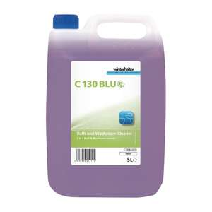 FA092 - Winterhalter C130 BLUe Bath and Washroom Cleaner Ready To Use 5 Litre - Pack of 2 - FA092