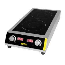 Double Zone Induction Hobs