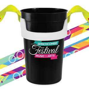 CUSTOM-FESTIVALCUPS-LANYARDS - Custom Printed Festival Lanyards
