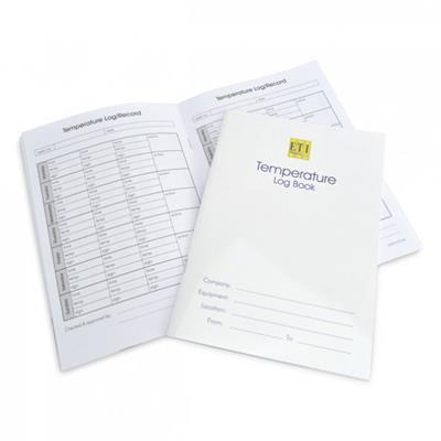 10209-01 - ETI log book a5 Pack of 10 - 10209-01