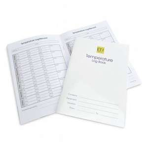 ETI log book a5 Pack of 10 - 10209-01