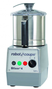 33215 - Robot Coupe Blixer 4 3 Phase - 33215 - Warranty: 1 Year Parts & Labour