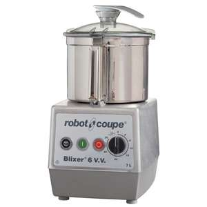 33156 - Robot Coupe Blixer 6 VV Table Top Cutter Mixer - 33156