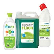 All Eco-Friendly Cleaning Agents
