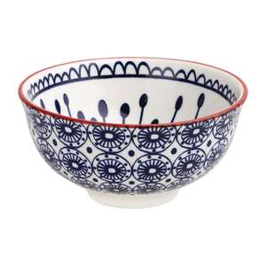DR760 - Olympia Fresca Small Bowls Blue 120mm - Case 6 - DR760