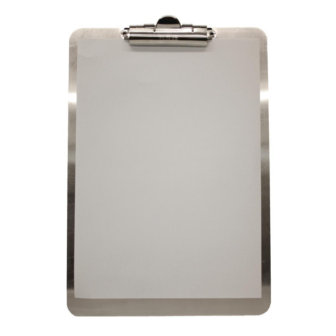 GM305 - Metal A5 Menu Presentation Clipboard - Each - GM305