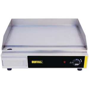 Buffalo Countertop Steel Plate Griddle - L515
