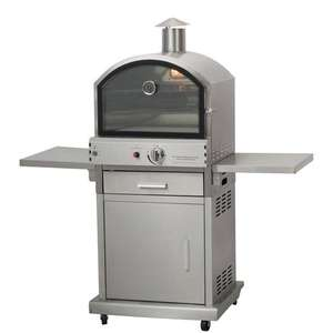CS406 - Lifestyle Milano Gas BBQ Pizza Oven LFS690 - CS406