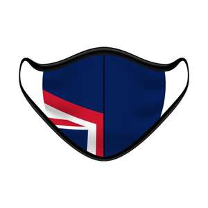 Cloth Face Mask Union Jack - Pack of 5 - FACEMASKGB