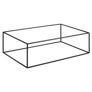 APS Asia+ Buffet Stand Matt Black GN 1/1 - Each - DR555