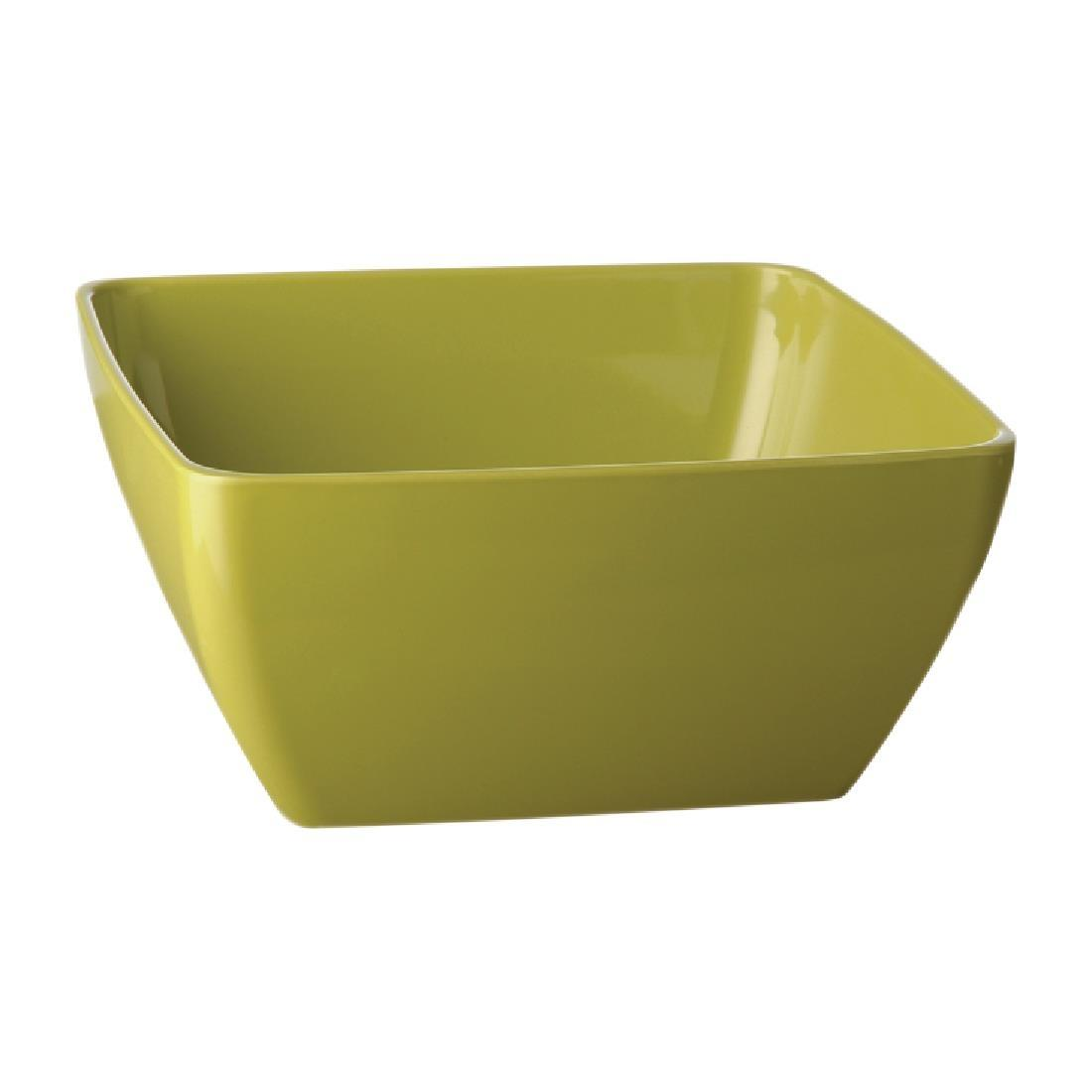 DS019 - APS Pure Bowl Green 250mm - Each - DS019