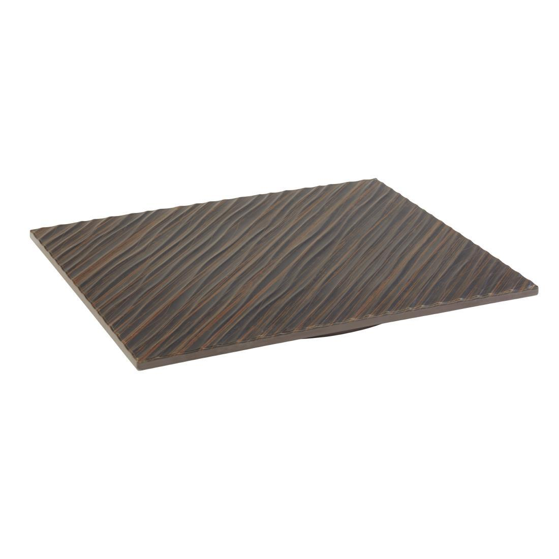 DT751 - APS+ Tiles Tray Brown GN1/2 - Each - DT751