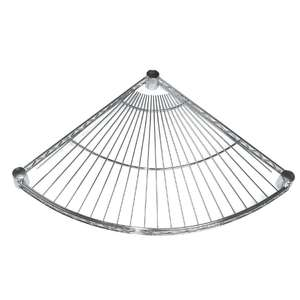 GF985 - Fan Shelf for Vogue Wire Shelving 610mm - Pack of 4 - GF985