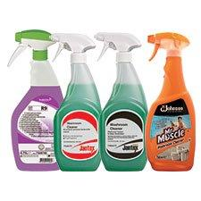 Washroom & Toilet Cleaning Supplies