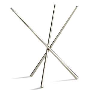 DR558 - APS Asia+ Chopstick Buffet Stand Chrome 205mm - Each - DR558