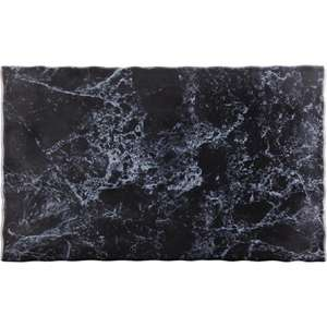 GL600 - Z-DISCONTINUED APS Granite Effect Melamine Platter GN 1/1 - Each - GL600