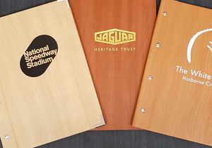 CUSTOM-WOODEFFECT-COVERS - Wood Effect Covers - Custom Branded - CUSTOM-WOODEFFECT-COVERS