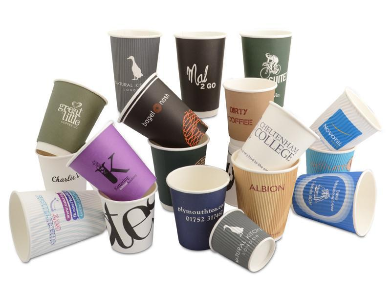 Cups - Custom Printed Paper Cups