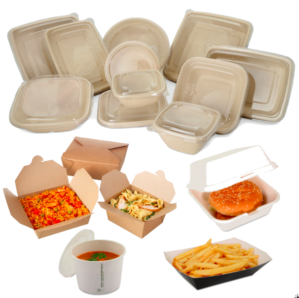 Hot Food Packaging