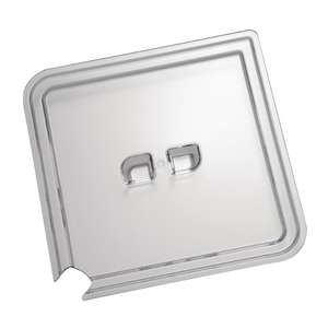 GH435 - APS Counter System Lid for 220x 220mm Bowls - Each - GH435