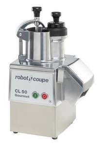 24555 - Robot Coupe CL50 Gourmet Veg Prep Machine - 24555 - Warranty: 1 Year Parts & Labour
