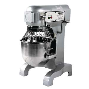 CD605 - Buffalo Planetary Mixer 10Ltr 500W - CD605