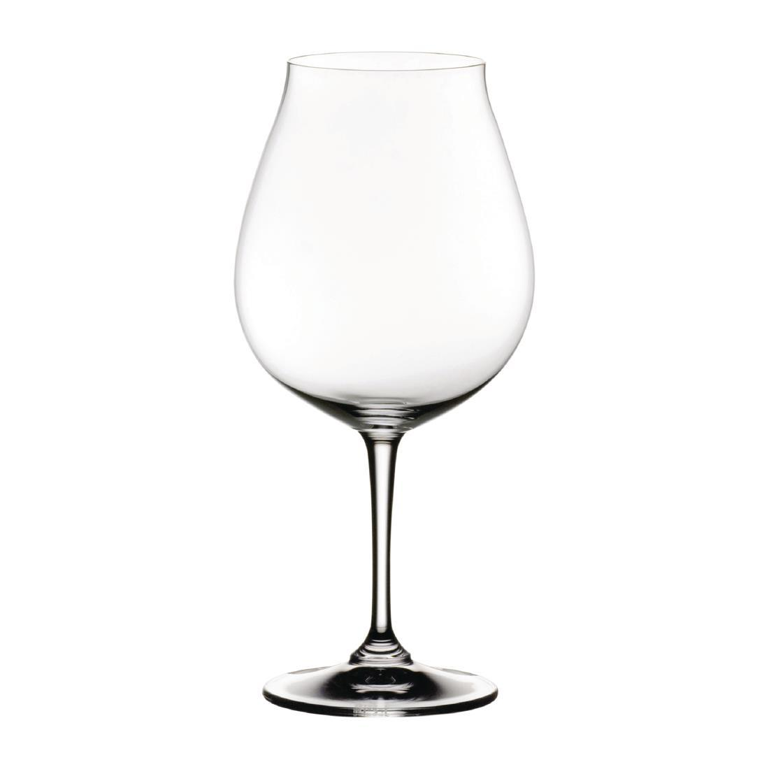 FB306 - Riedel Restaurant New World Pinot Noir Glasses 850ml / 30oz - Pack of 12 - FB306