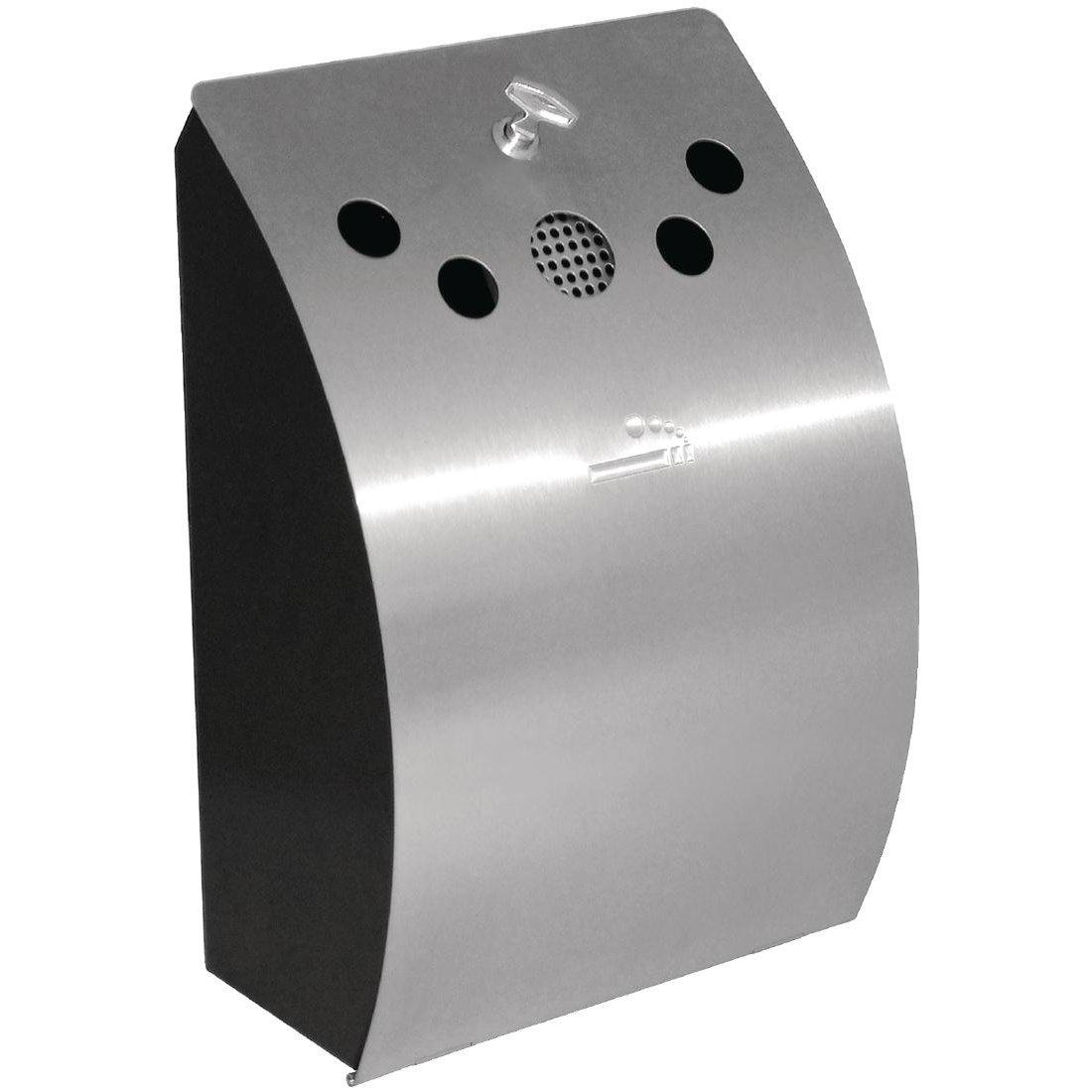 Ashtrays and Cigarette Bins