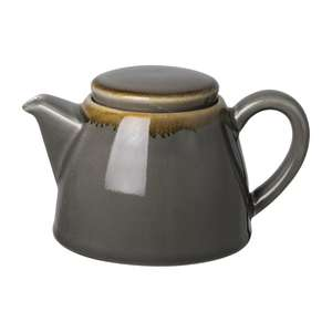 HC396 - Olympia Kiln Teapot 510ml Smoke - Case 4 - HC396