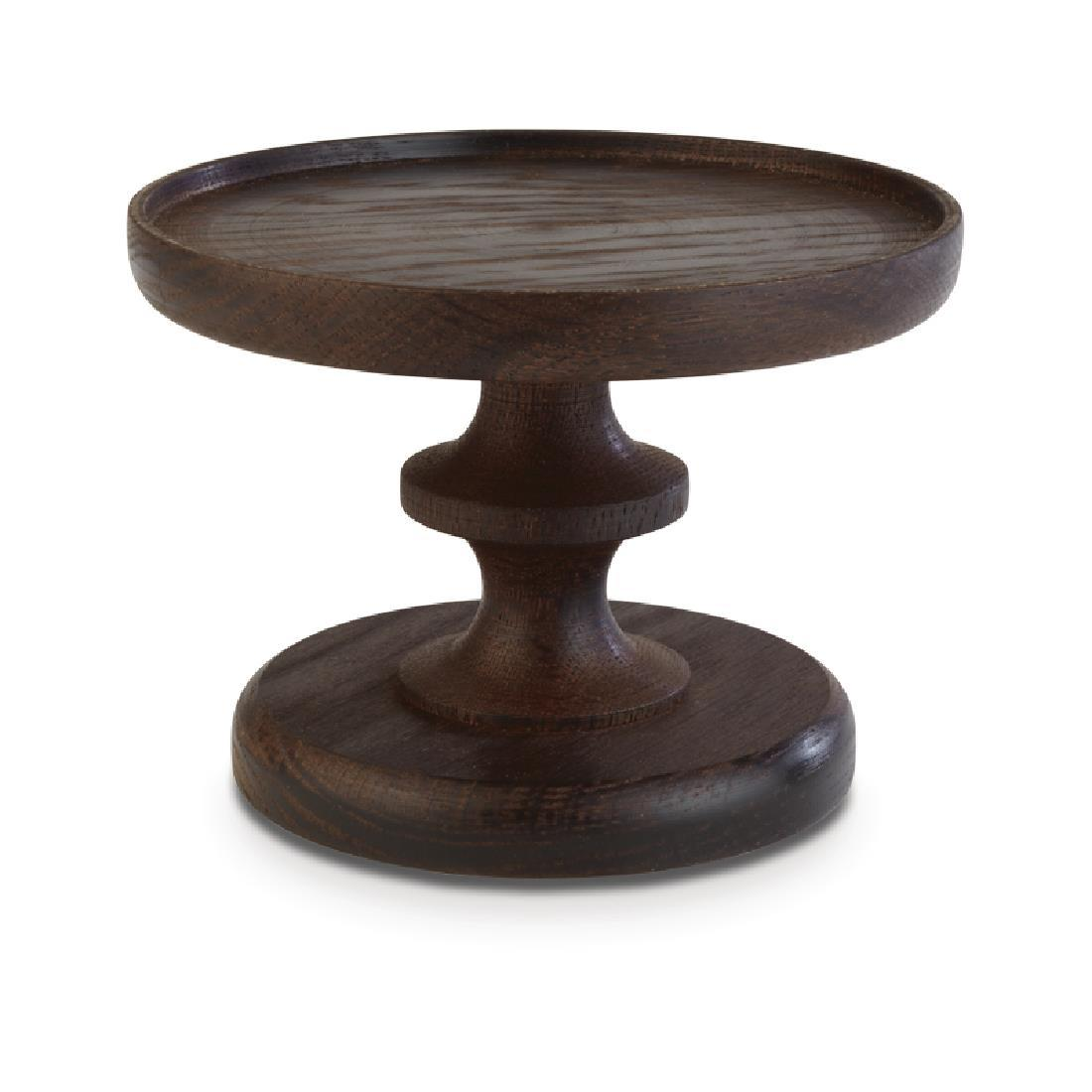 DE559 - APS+ Wood Buffet Pedestal Oak Short - Each - DE559