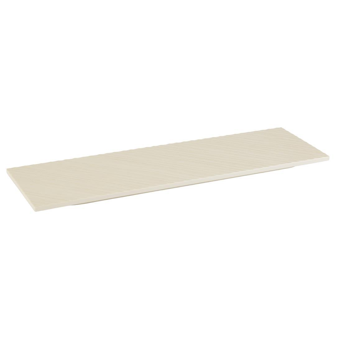 DT747 - APS+ Tiles Tray Cream GN1/2 - Each - DT747