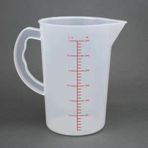 CG977 - Vogue Measuring Jug 3Ltr - Each - CG977