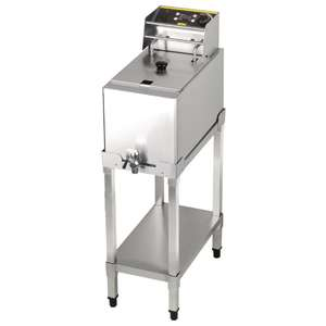 SA336 - Buffalo Single Tank Single Basket Free Standing Fryer 6kW - SA336