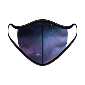 Cloth Face Mask Galactic Stars - Pack of 5 - FACEMASKSPACE