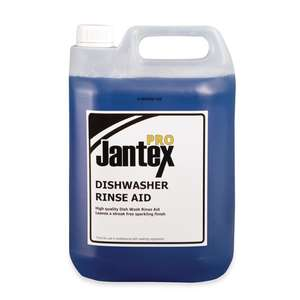 GM982 - Jantex Pro Dishwasher Rinse Aid 5 Litre - GM982