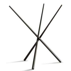 APS Asia+ Chopstick Buffet Stand Matt Black 205mm - Each - DR559