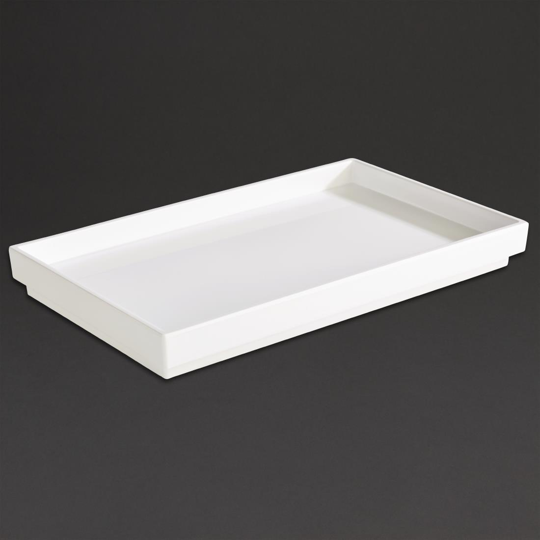 DT771 - APS Asia+  White Tray GN 1/4 - Each - DT771