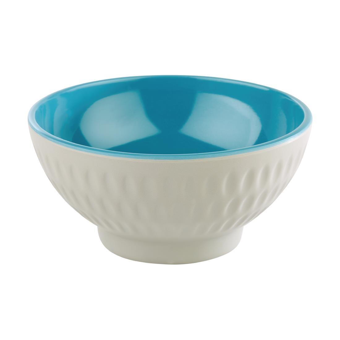 DW012 - APS Asia+ Bowl Blue 160mm - Each - DW012