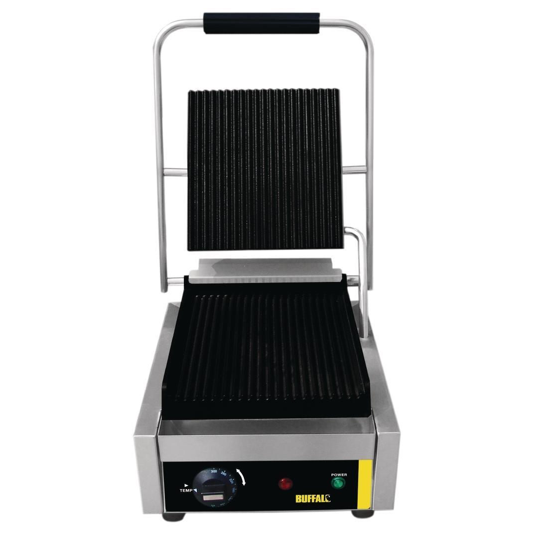 CD474 - Buffalo Bistro Single Contact Grill - CD474